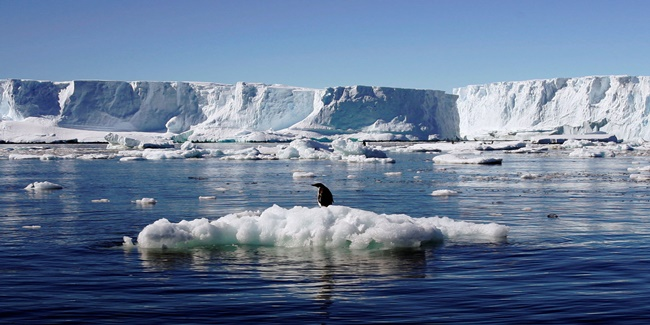 Antarctica Melting 2