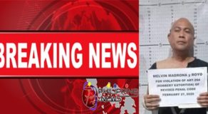 BREAKING NEWS: Bacolod CIDG Chief Melvin Madrona Arrested By PNP