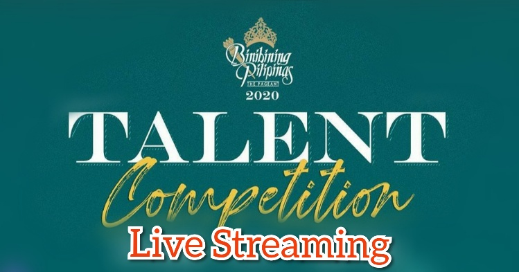 Binibining Pilipinas 2020 talent competition