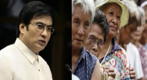 Bong Revilla Files Bill Expanding Benefits Of 80, 90-Year-Olds