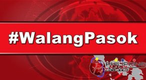 #WalangPasok: Class Suspension for Friday (February 28)