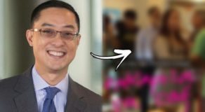 Carlo Katigbak Throwback Photo Doing This At Cafeteria Goes Viral