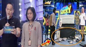 Its Showtime: Direk Bobet Speaks About Mistake in Piling Lucky Segment