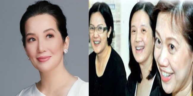 Kris Aquino sister's greetings 1