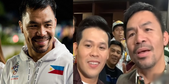 Manny Pacquiao & Marcelito Pomoy 1
