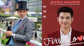 Mario Maurer To Hold PH Fan Meet In 2020, Details Revealed