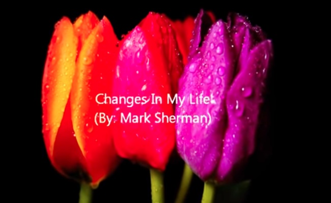 Mark Sherman - Changes in My Life