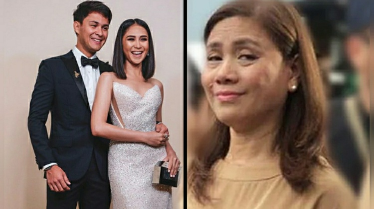 Mommy Divine Sarah Geronimo Matteo Guidicelli