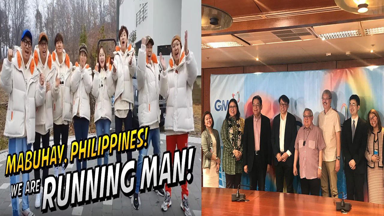 Gma Signed Contract To Co Produce South Korean Variety Show