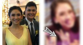 Mrs. Sarah Geronimo-Guidicelli Shows Off Her Wedding Ring