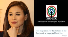 Toni Gonzaga Reacts On Franchise Renewal Issue Of ABS-CBN Network