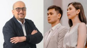 Viva Boss Vic del Rosario Narrates What He Witnessed after the Sarah-Matteo Wedding