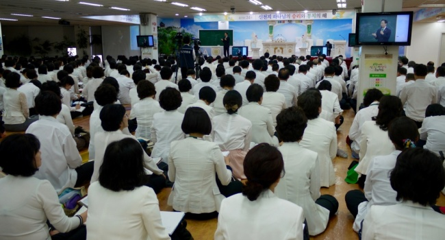 How Religion Could Spread Coronavirus In South Korea Nationwide