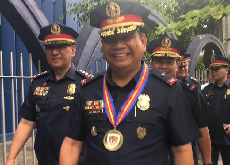 Ranking Police Officer