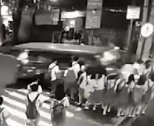 Jeepney Driver Who Plowed