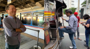 Toyota Philippines New President Becomes a Filipino Commuter for a Day