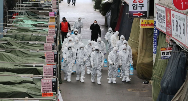 South Korea In Critical Stage