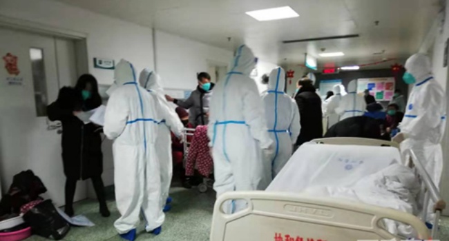 Coronavirus Death Toll Over 564, Almost 30,000 Infected