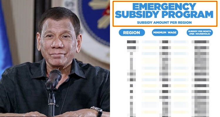 Emergency Subsidy Program