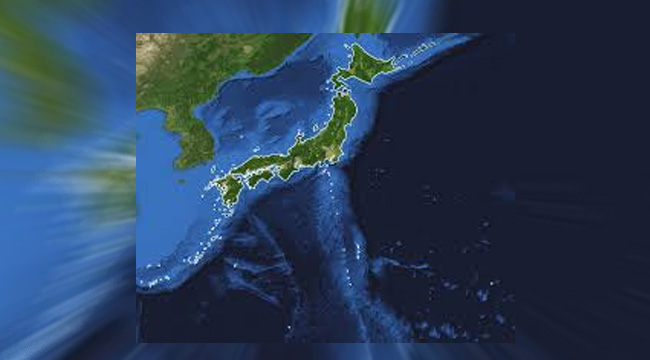 FIVE MAIN ISLANDS OF JAPAN