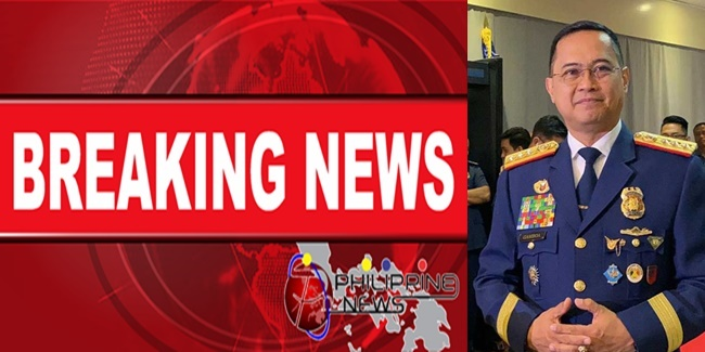 Helicopter PNP Chief Archie Gamboa