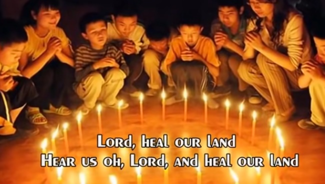 Jamie Rivera Heal Our Land