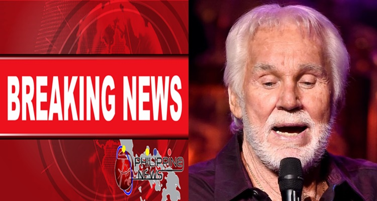 BREAKING NEWS: Kenny Rogers Dies At 81, Cause Of Death ...