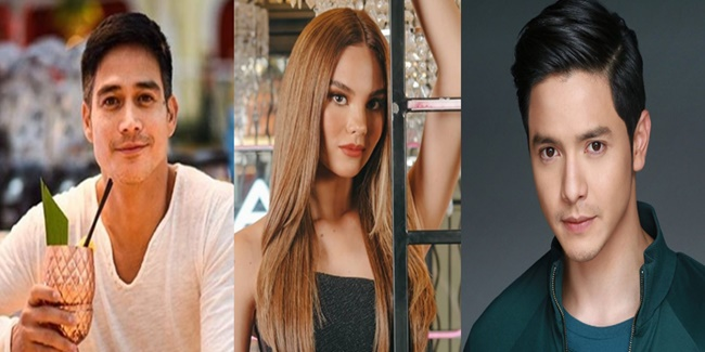 Piolo Pascual & Alden Richards Catriona Gray