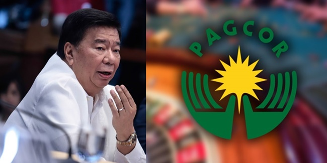 Senator Franklin Drilon PAGCOR