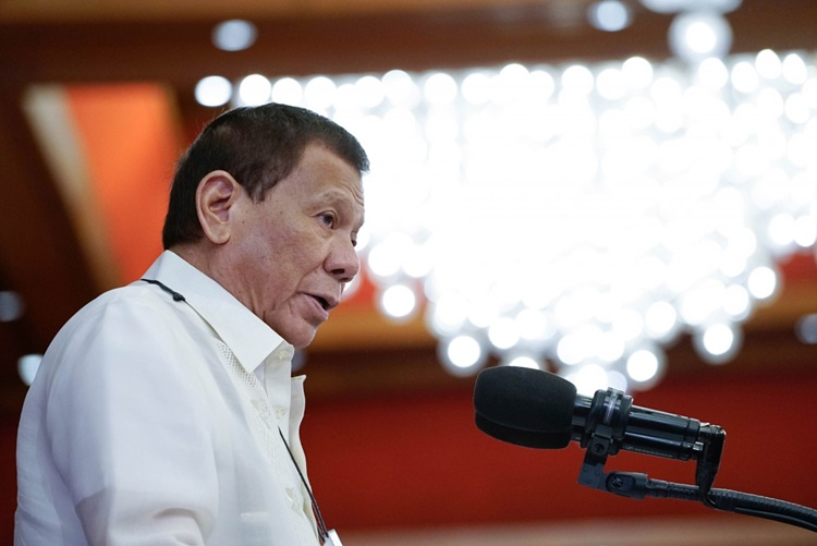Duterte Granted Emergency Powers Amid Coronavirus Crisis