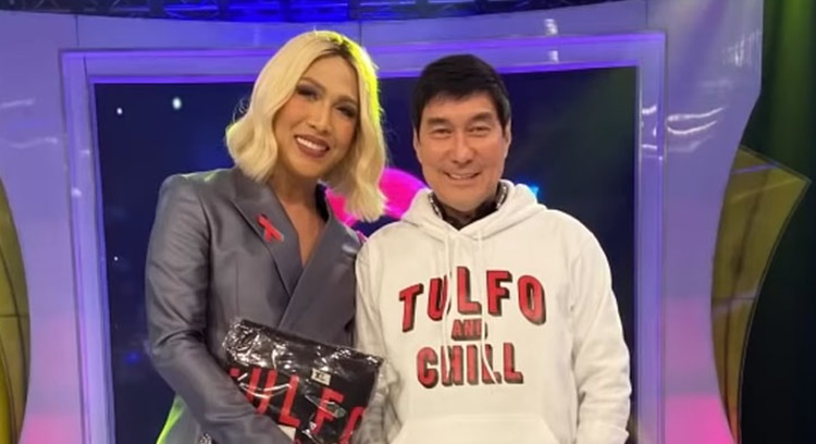 raffy tulfo expresses complaint vice ganda