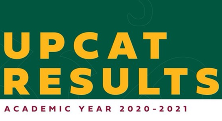 upcat results 2020