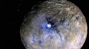 Ceres Is An Ocean World, NASA's Mission Result Says