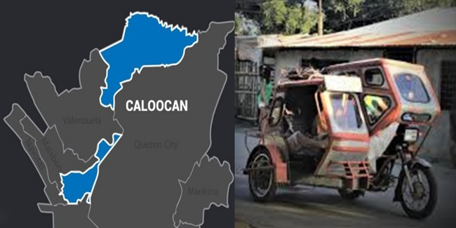 Caloocan tricycle Driver 1