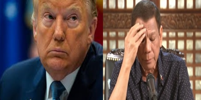 Donald Trump & Rodrigo Roa Duterte