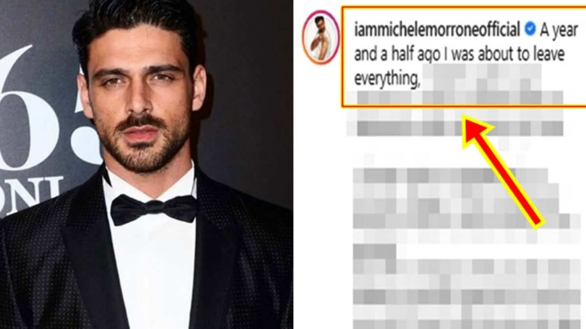 365 Days Michele Morrone Actor Makes Confession After His Divorce
