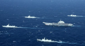 Vietnam Lambasts China For Military Drills In South China Sea