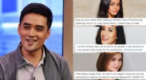 "Vico Sotto ""Violated An Act"", Famous Stars Lambasts PH Government"