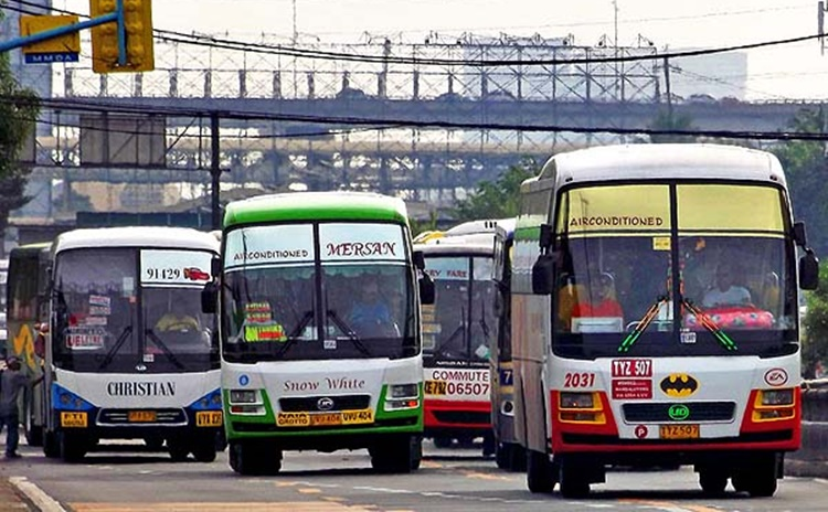 dotr buses trains operation