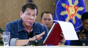 Duterte Wants All Donations For COVID-19 Efforts Directed To OCD