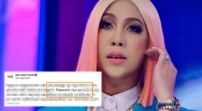 Vice Ganda Apologizes To Service Crew, Cashiers, Baggers Due To This