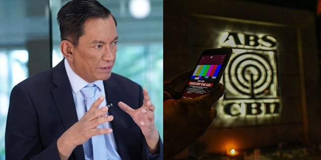ABS-CBN Shutdown Jose Salceda