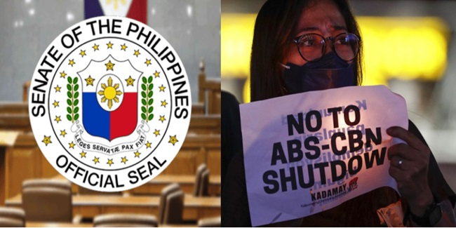ABS-CBN shutdown 13 Senators