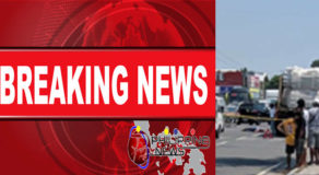 BREAKING NEWS: Shooting Incident In Sum-ag, Bacolod City, Negros Occidental