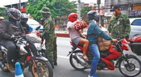 Coronavirus: Couples Riding The Same Motorcycle Not Allowed – Remulla