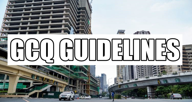 GCQ Guidelines