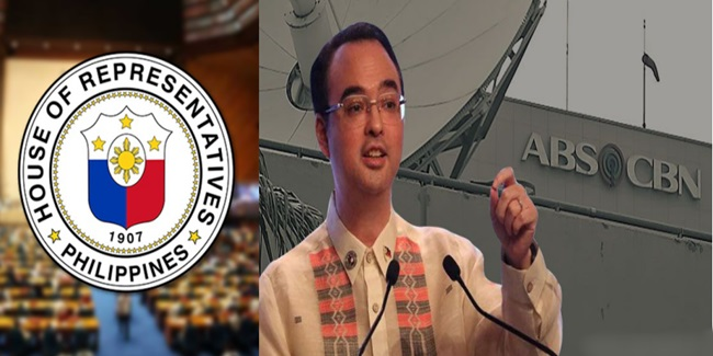 House Authors Speaker Alan Peter Cayetano ABS-CBN