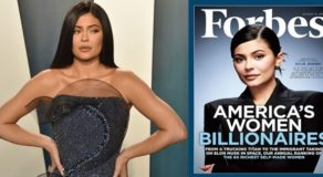 Kylie Jenner Reaction After Forbes Stripped Her Billionaire Status