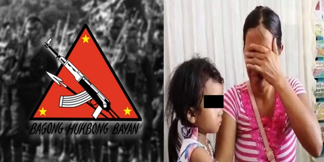 NPA Bukidnon mother