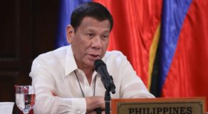 Duterte Not In Favor of Class Opening w/out COVID-19 Vaccine